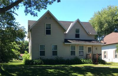 Menomonie Multi Family Home For Sale: 1219 Tainter Street #1 & 2