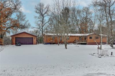 Black River Falls Single Family Home Active Under Contract: N6748 Leicht Road
