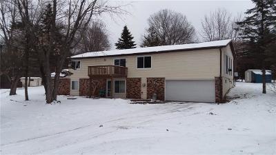 Eau Claire Single Family Home For Sale: 1639 Pavelski Road