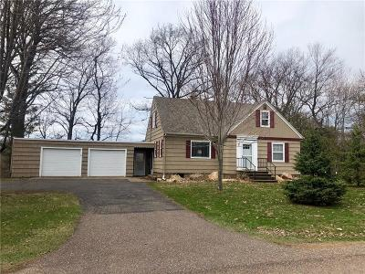 Single Family Home For Sale: 13352 County Highway S