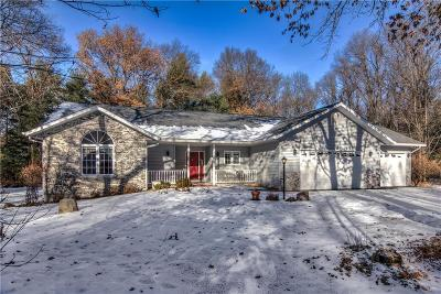 Eau Claire Single Family Home For Sale: 5576 Perth
