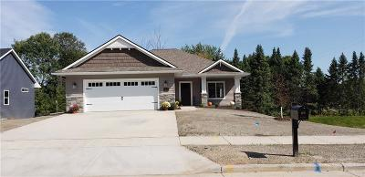 Eau Claire Single Family Home For Sale: Lot 31 McKinley Road
