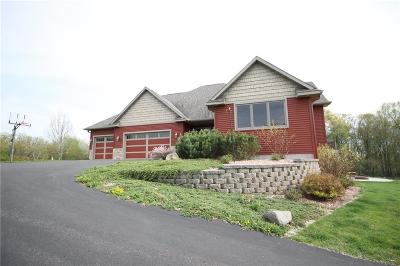 Menomonie WI Single Family Home For Sale: $524,900