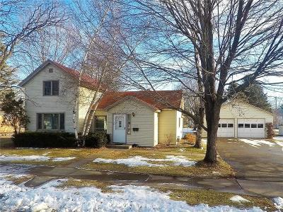 Chippewa Falls Single Family Home For Sale: 545 Irvine Street