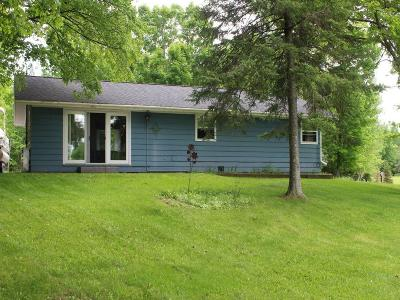 Single Family Home For Sale: N15831 Perch Road