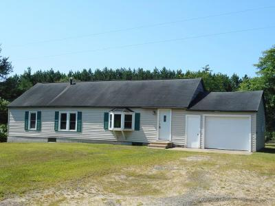 Black River Falls Single Family Home For Auction: N6951 County Hwy A