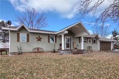 Chippewa Falls Single Family Home Active Offer: 13833 115th Avenue