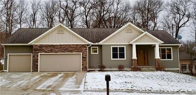 Eau Claire Single Family Home For Sale: 3321 Anric Drive