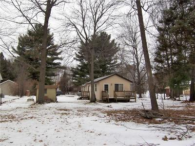 Single Family Home Active Offer: 2088a W Bone Lake Drive
