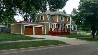 Eau Claire Single Family Home For Sale: 1616 State Street