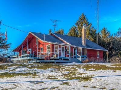 Single Family Home For Sale: N7158 State Road 128