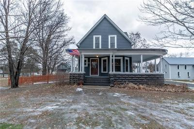 Osseo Single Family Home Active Under Contract: 13036 5th Street