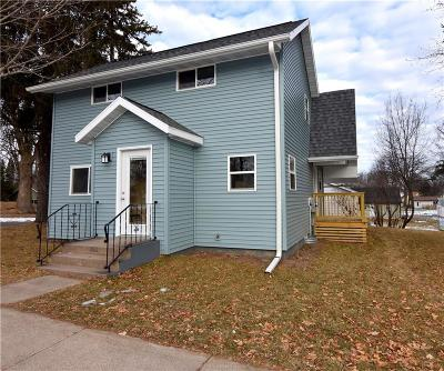 Barron Single Family Home Active Offer: 109 E La Salle Avenue