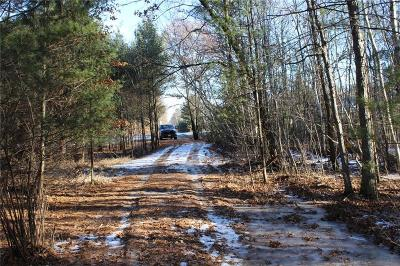 Jackson County, Clark County, Trempealeau County, Buffalo County, Monroe County, Chippewa County, Eau Claire County Residential Lots & Land For Sale: Hwy 73