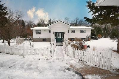 Webster Single Family Home Active Offer: 6250 Starr Road