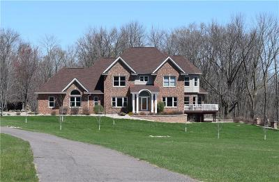 Rice Lake WI Single Family Home For Sale: $699,000