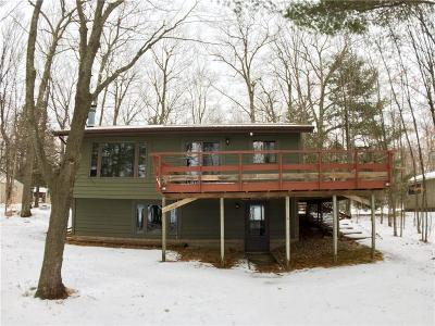 Single Family Home For Sale: 5809 N Mutters Road