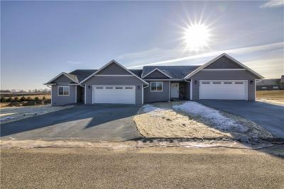 Osseo WI Single Family Home Active Under Contract: $212,750