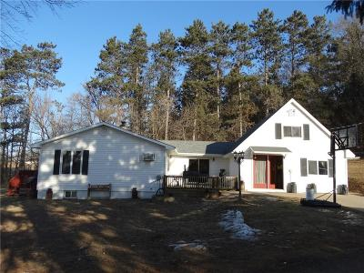 Jackson County, Clark County, Trempealeau County, Buffalo County, Monroe County, Chippewa County, Eau Claire County Single Family Home Active Offer: 246 W Linse Road