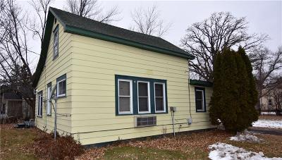 Rice Lake WI Single Family Home For Sale: $68,700