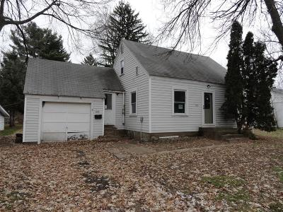 Menomonie WI Single Family Home For Auction: $74,900