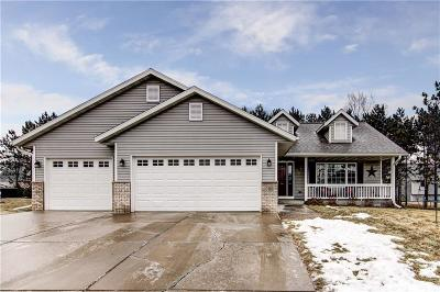Chippewa Falls Single Family Home For Sale: 1385 Jake Place