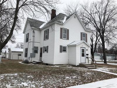 Chippewa Falls Multi Family Home For Sale: 1034 Water Street #1/2
