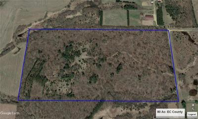 Jackson County, Clark County, Trempealeau County, Buffalo County, Monroe County, Chippewa County, Eau Claire County Residential Lots & Land For Sale: County Rd Z