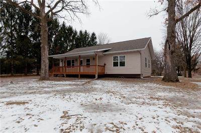 Barron County Single Family Home Active Under Contract: 1896 21 1/2 Street
