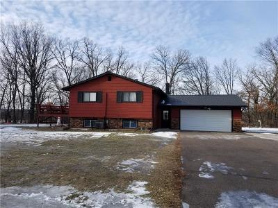 Barron County Single Family Home Active Under Contract: 2330 20 1/2 Street
