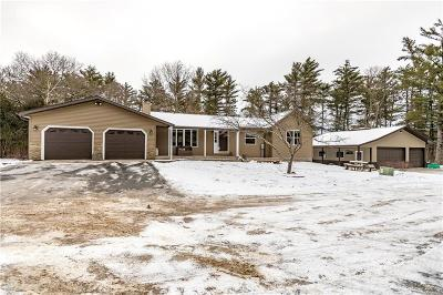 Black River Falls WI Single Family Home For Sale: $279,900