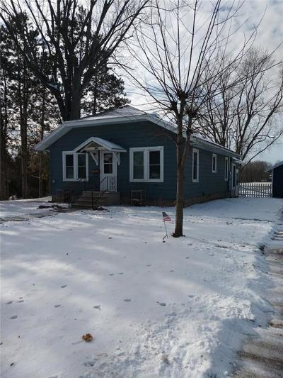 Neillsville WI Single Family Home For Sale: $114,900