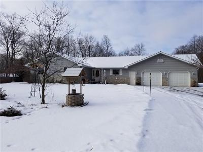 Rice Lake Single Family Home Active Under Contract: 1652 23rd Street