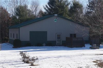 Clark County Single Family Home Active Offer: N3440 Stuve Road