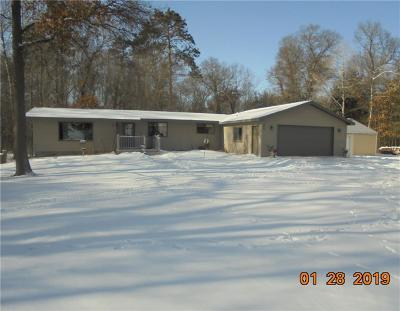 Chetek Single Family Home Active Under Contract: 660 28th Street