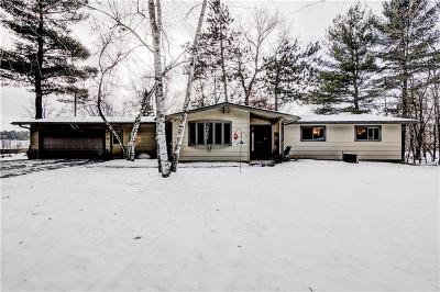 Chippewa Falls Single Family Home Active Under Contract: 7918 183rd Street