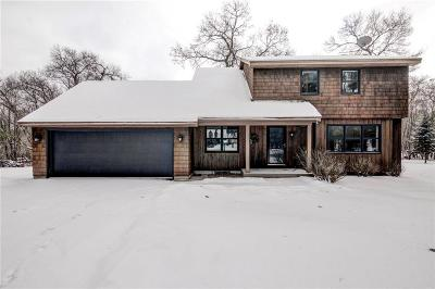 Eau Claire Single Family Home Active Under Contract: 7875 S Lowes Creek Road