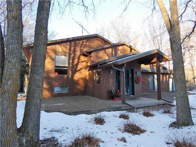 Spooner Single Family Home For Sale: N4830 Loop Road