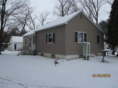 Chetek Single Family Home Active Under Contract: 660 25th Street