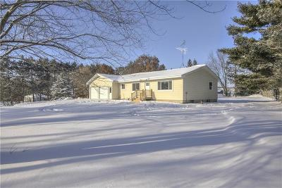 Osseo Single Family Home Active Under Contract: N50840 County Road K