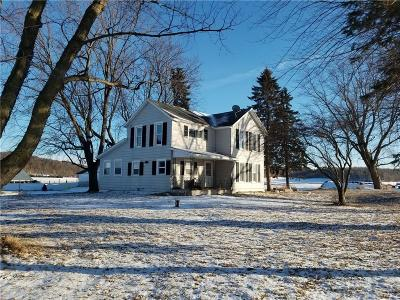 Chippewa Falls Single Family Home Active Under Contract: 1297 County Highway P