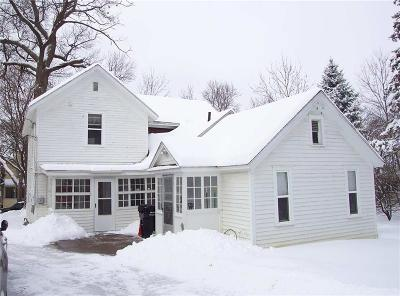 Menomonie Multi Family Home For Sale: 1012 10th Street #1 & 2