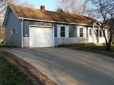 Black River Falls WI Single Family Home For Sale: $79,900