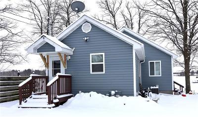 Rice Lake WI Single Family Home For Sale: $175,000