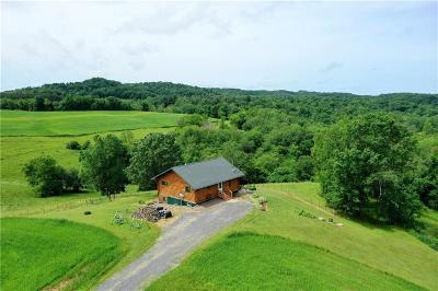 Jackson County, Clark County Single Family Home For Sale: 3579 Wortman Road