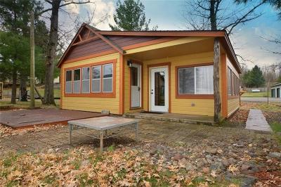Single Family Home For Sale: 27614 Shady Glen Road
