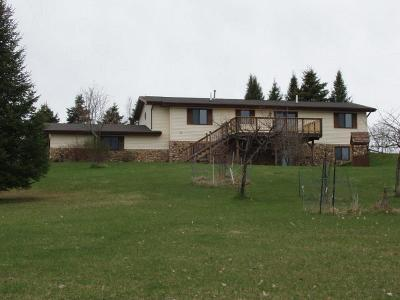 Single Family Home For Sale: N16267 N River Road Road