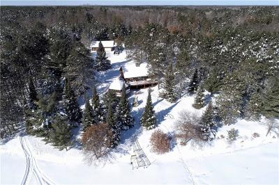 Danbury Single Family Home Active Under Contract: 30886 Prinel Lake Road