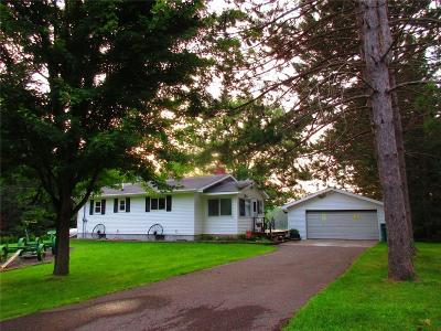 Winter WI Single Family Home For Sale: $189,900