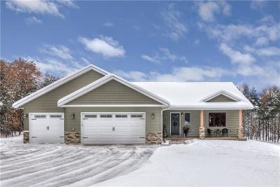 Osseo WI Single Family Home For Sale: $349,900